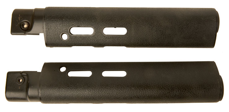 Original Ex British Military SLR L1A1 Black Plastic Foregrips