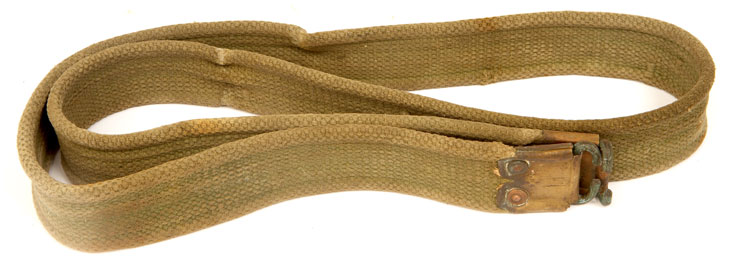 WWII British army SMLE or No4 rifle sling.