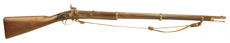 Enfield Pattern Three Band Musket