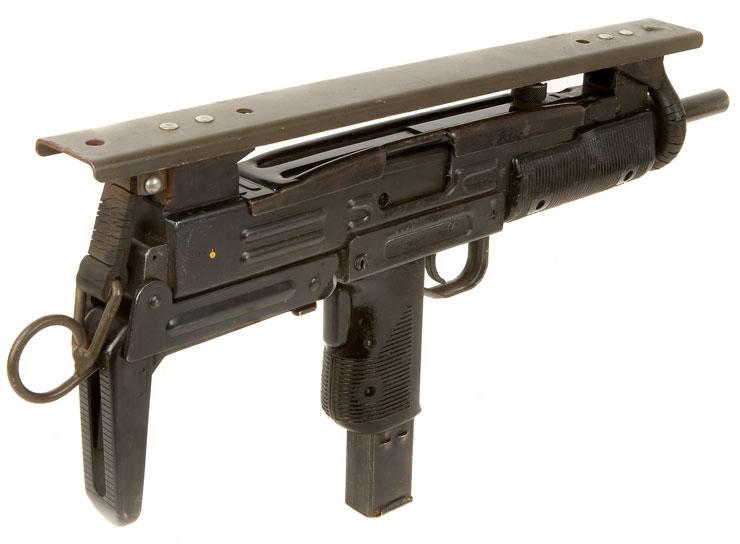Deactivated FN Made Uzi SMG - Modern Deactivated Guns - Deactivated Guns