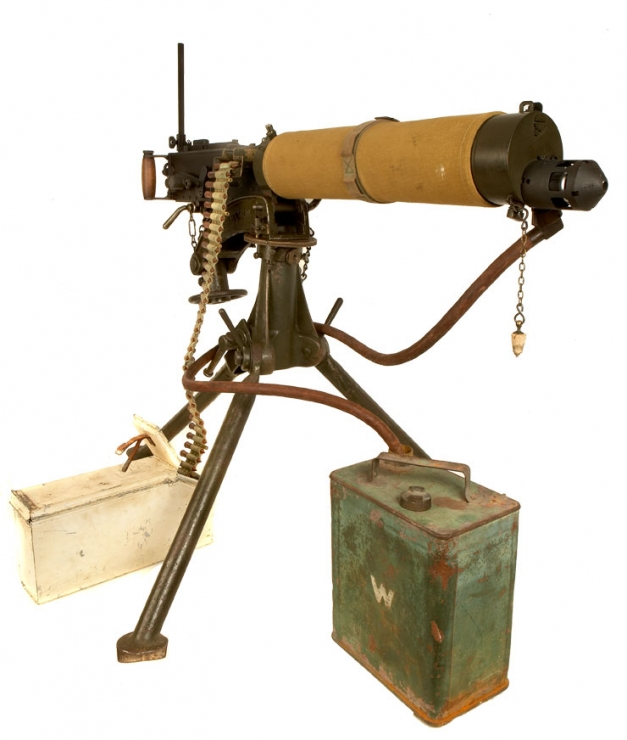 vickers machine guns