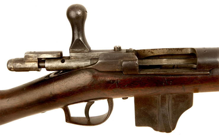 Number Plate Suppliers >> Very Rare Dutch Beaumont Vitali M1871/88 bolt action rifle - Obsolete Calibre Firearms