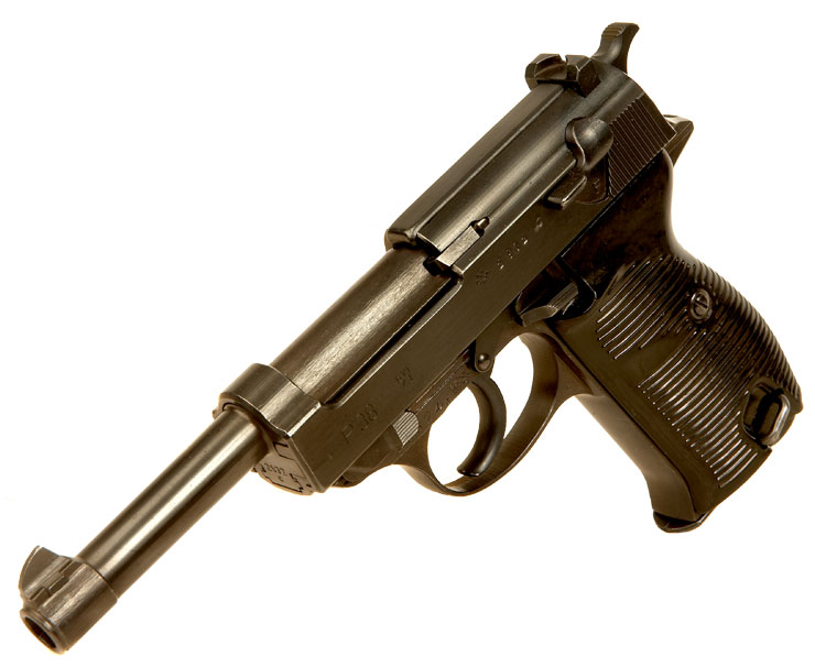 Deactivated WWII First Variant Mauser P38