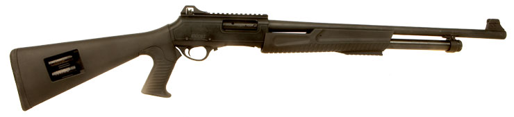 Hatsan, Escort Practical pump action shotgun