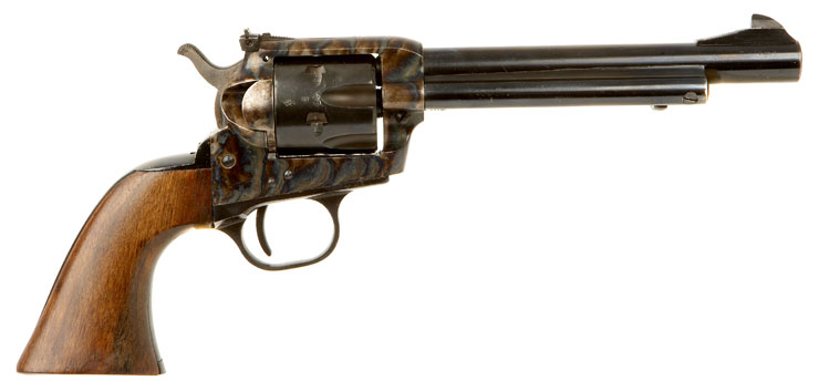 Deactivated Uberti .22 Single Action Revolver