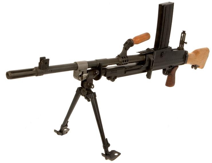 Deactivated 7.62mm Bren Gun - Modern Deactivated Guns ...