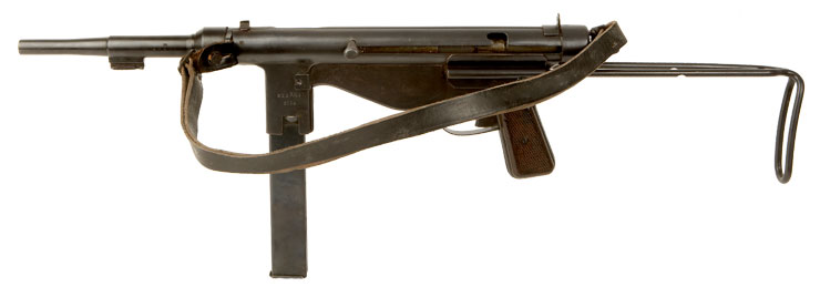 Deactivated Old Spec FBP M/48 SMG