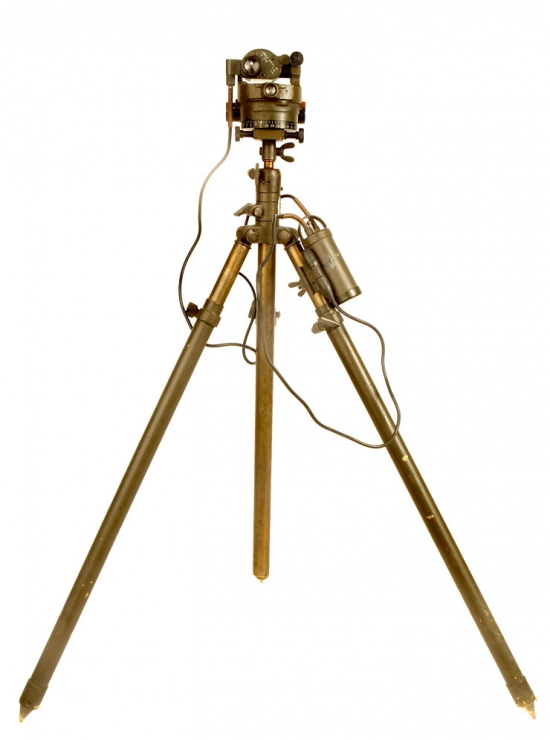 WW2 US Circle Aiming M1 with Tripod