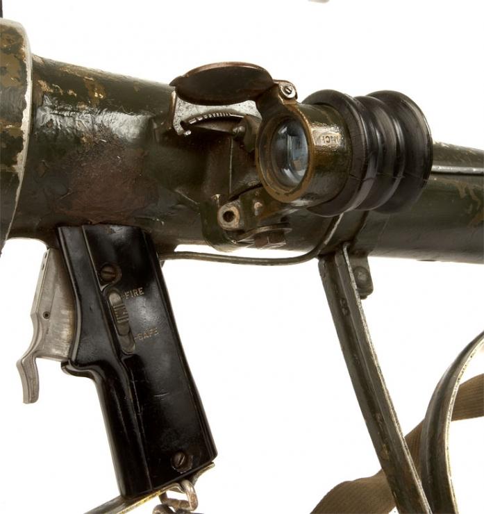 Deactivated US Birtman Electric Company M20 A1 B1 Super Bazooka