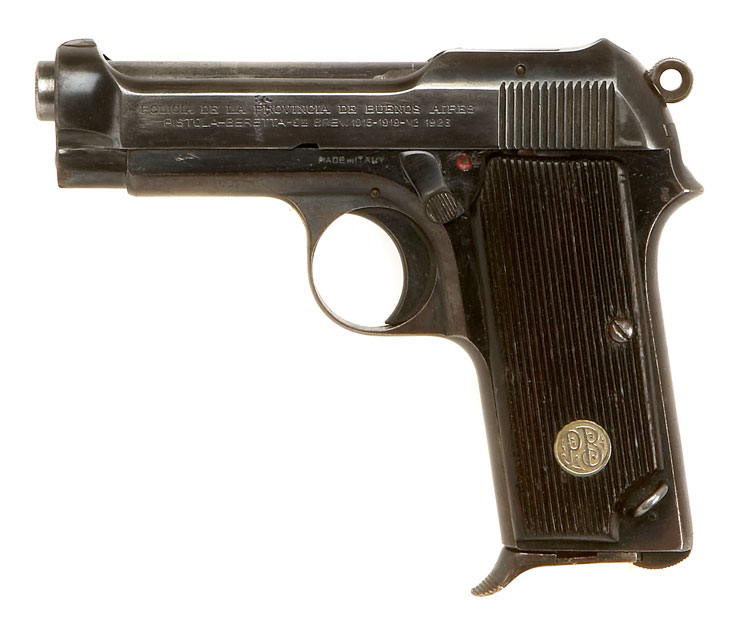 Deactivated Old Spec Beretta Model 1923