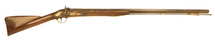 British made P1796 Tower military Brown Bess musket