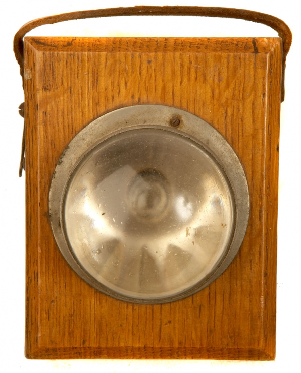 WWI British Officers Trench Lamp