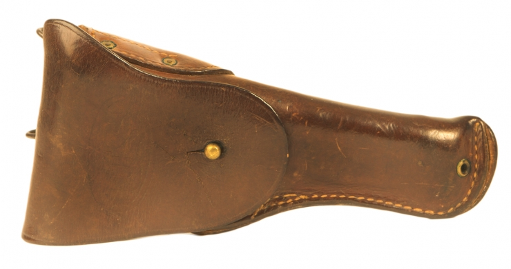 WWII dated Colt 1911 or 1911A1 pistol holster