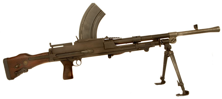 Just Arrived, Deactivated WWII Bren MKI 1942