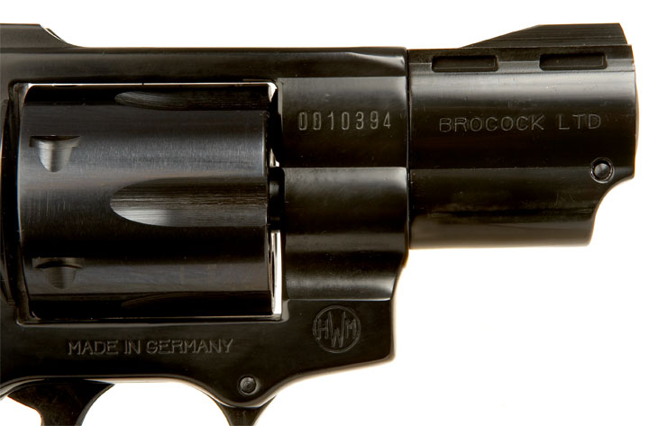 Deactivated Brocock  22 Revolver - Modern Deactivated Guns