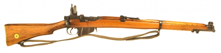 Deactivated WWI Era SMLE by BSA