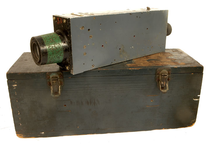 WWII RAF G45 British Fighter Gun Camera - Militaria