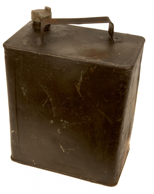 WWII RAF issued Petrol can - Militaria