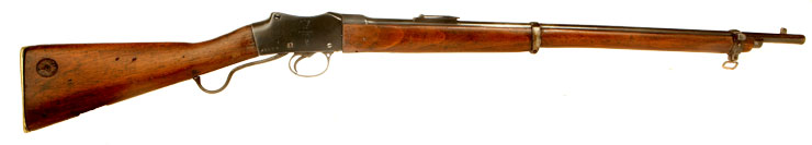 Deactivated Enfield Martini Henry 1886 Rifle