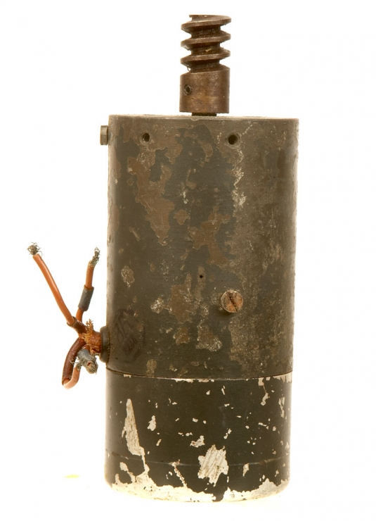 WWII German Luftwaffe Aircraft drive motor