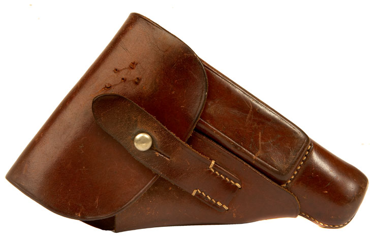 Rare NAZI D.R.G.M marked PPK holster