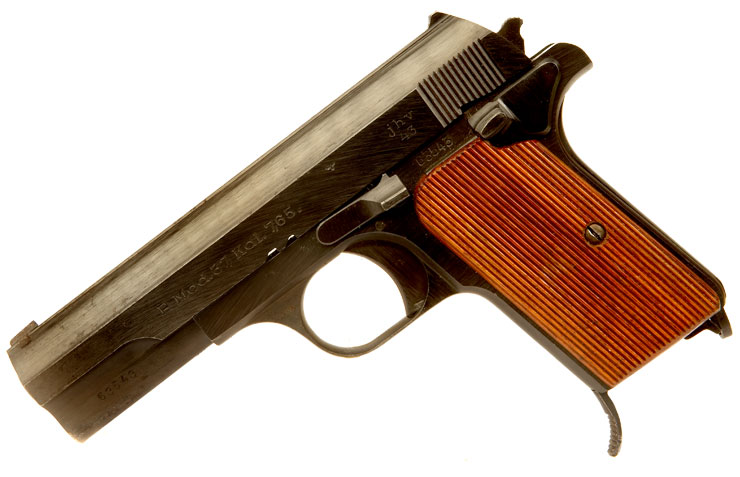 Just Arrived, Deactivated WWII Nazi Contract Femaru Pistol