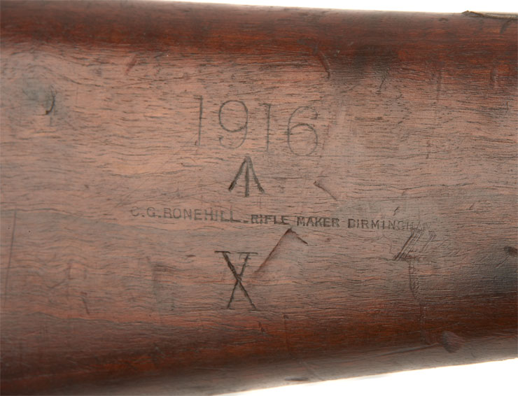 Wwi Fencing Musket Allied Deactivated Guns Deactivated