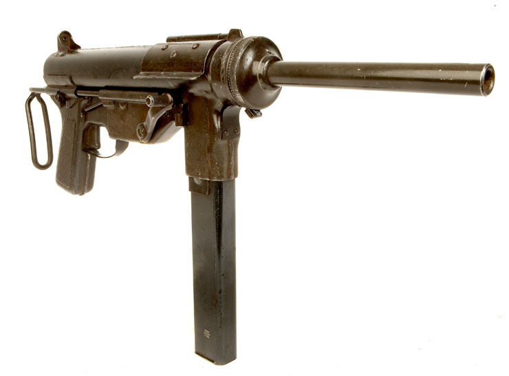grease gun machine gun
