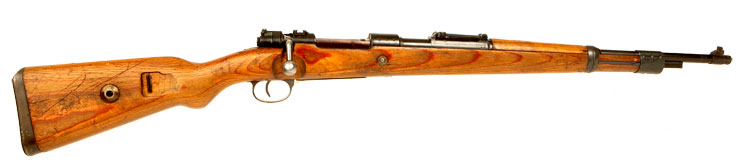 Deactivated WWII German Mauser K98 Dated 1939