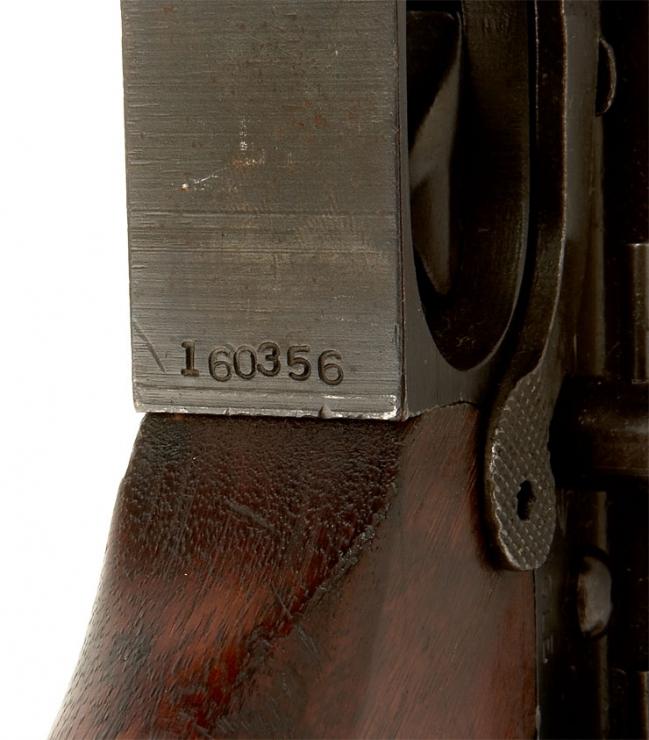 Deactivated WWII Auto Ordnance Thompson M1 Submachine Gun - Allied