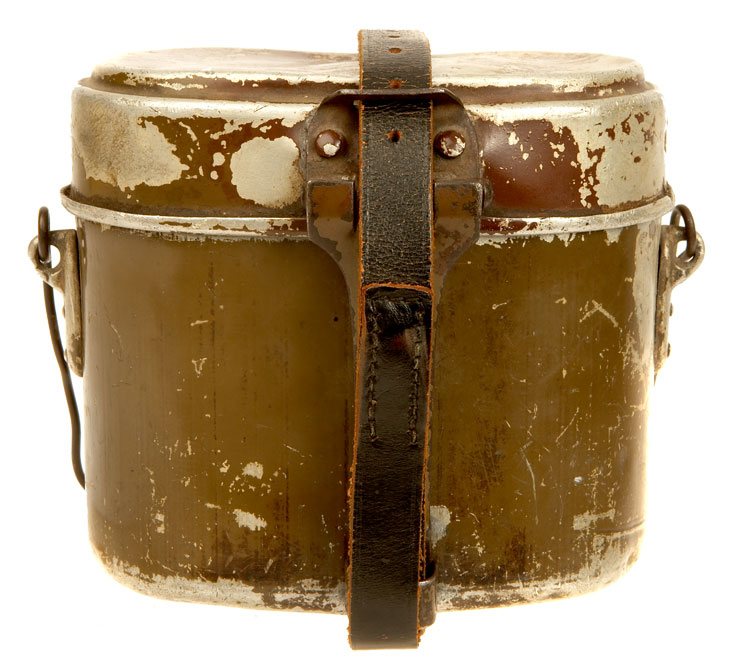 WWII German M31 Mess Kit