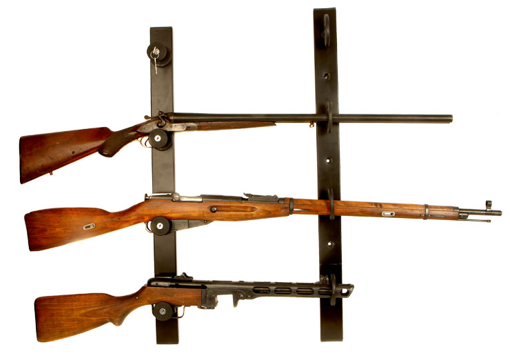 Nor-lyx Gun Rack, 4 gun capacity