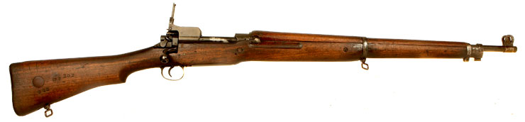 Deactivated WWI British P14 (Pattern 1914) Enfield Rifle