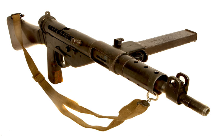 Sten Mk5 Images - Reverse Search