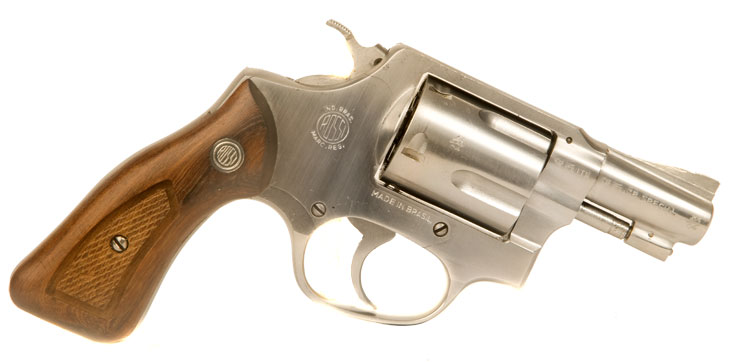 Just Arrived, Deactivated Rossi .38 Snub Nose Revolver