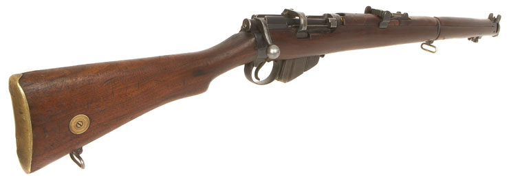 deactivated wwi enfield smle  303 rifle