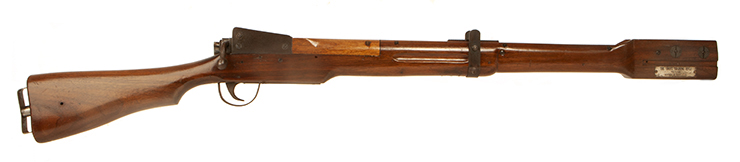 WWII RAF issued Swift Training Rifle, series A