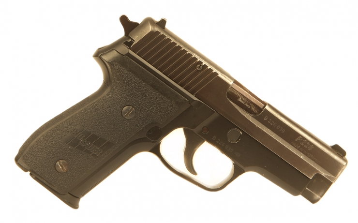 Deactivated SIG P228