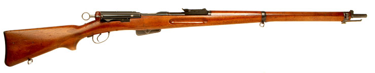 Very Rare .22 Schmidt Rubin Model 1889 Training Rifle