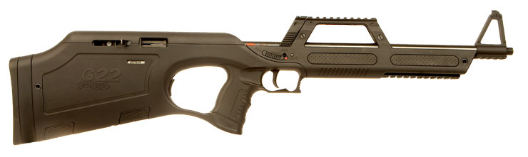 Walther G22 Semo Automatic Rifle