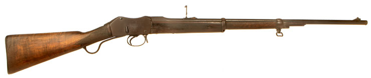 1878 Martini Henry .22 Converted IC1 Cavalry Carbine