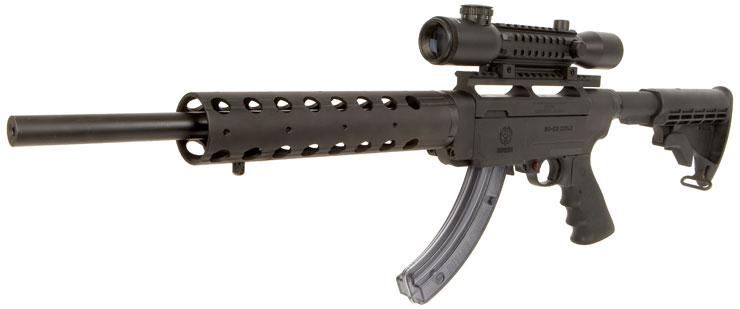 guns 22: