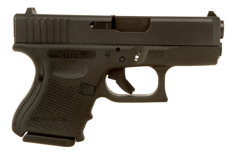 Brand New Deactivated Glock 26 Generation 4 - Modern ...