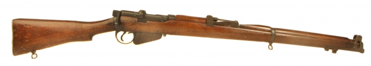 Deactivated WWI SMLE
