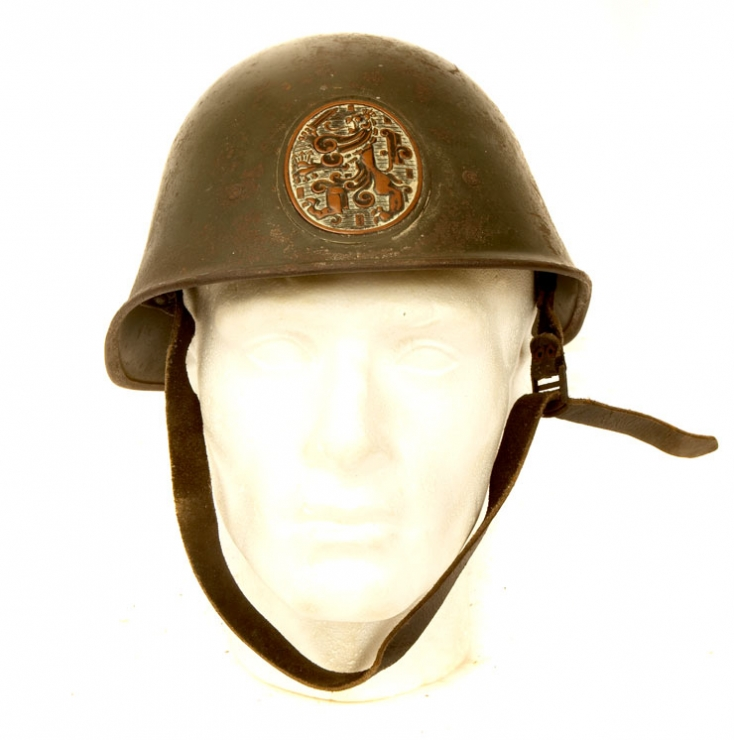 Dutch M23/27 Helmet