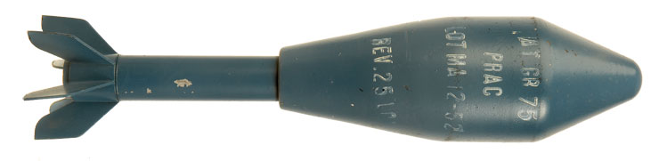 Korean War Era US M29 Rifle Rocket Grenade