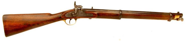 Inert Tower Enfield Percussion Cavalry Carbine