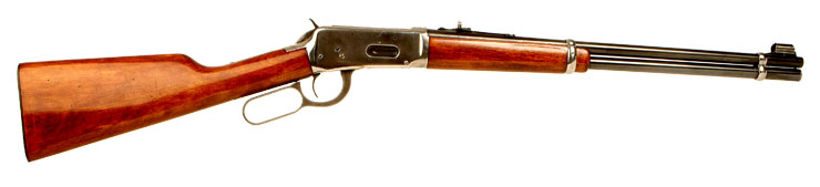 Deactivated Winchester Model 94 Chambered in 30-30 Win