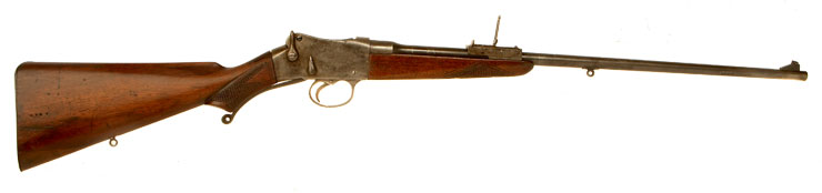 P.Webley Martini Henry Under Lever .303 Rifle