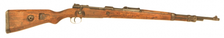 Deactivated WWII Mauser K98